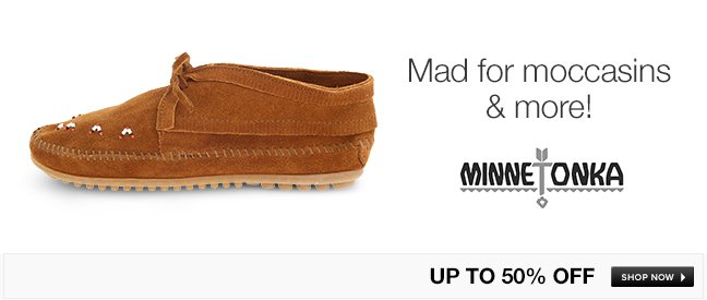 Mad for Moccasins and More