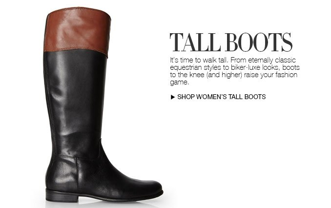 Shop Tall Boots for Women