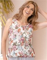 Roses Lace Cami