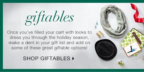 Shop our Gift selections