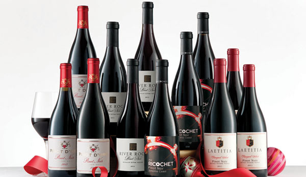 Day 3: Save $131 on top vintage 2012 California Pinot Noir