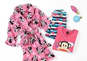 PJs for Her feat. Disney Princesses