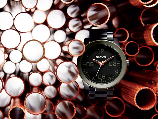 Nixon | The Industrial Craft Collection