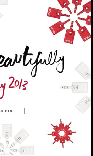 Give Beautifully - Holiday 2013 - Shop Gifts