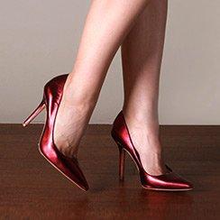 100 Styles of Heel