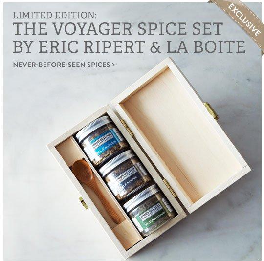Voyager Spice Set