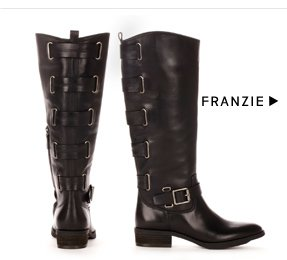 Low Inventory Boots and Booties: Shop Franzie