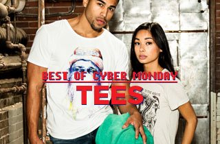 Best of Cyber Monday: Tees