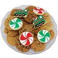 Santa's Workshop Cookie Tray