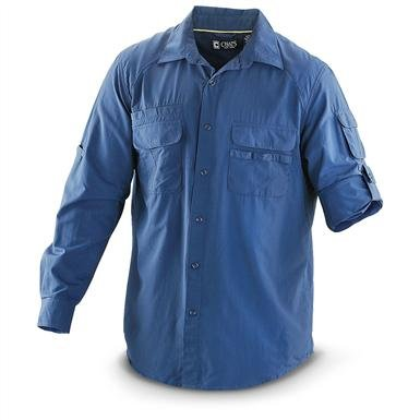 Chaps® Long-sleeved Outdoors Shirt