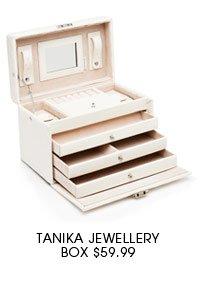 Tanika Jewellery Box