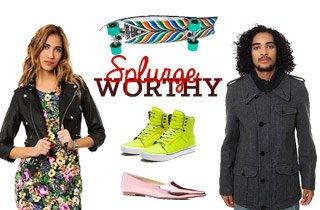 Holiday Shop: Splurge Worthy