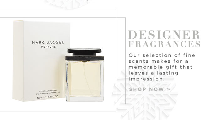 Shop Designer Fragrances