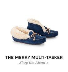 THE MERRY MULTI-TASKER