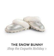 THE SNOW BUNNY