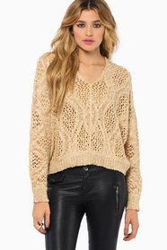 Free Spirit Sweater
