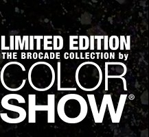 LIMITED EDITION THE BROCADE COLLECTION by COLOR SHOW®