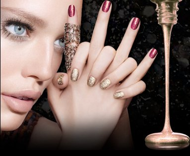 LIMITED EDITION the Brocade Collection by Color Show®. Get the official nail color of Mercedes-Benz Fashion Week in New York.