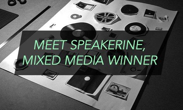 Mixed Media Winner