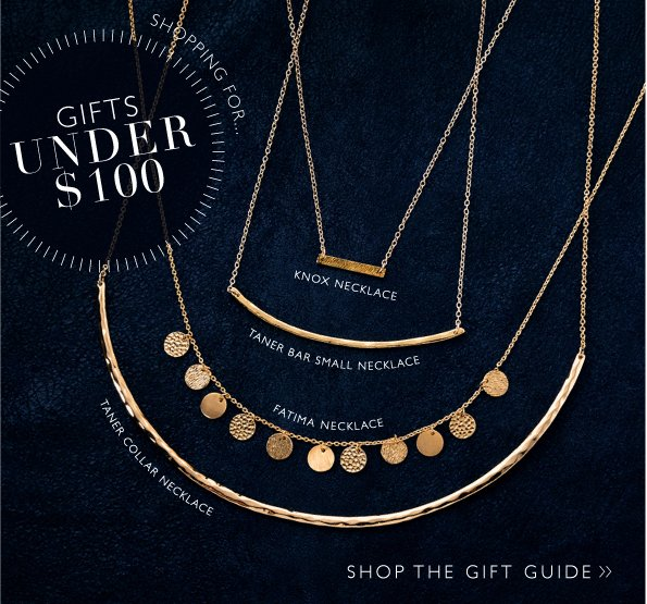 Gift Ideas For Under $100