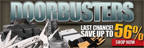 Up to 56 percent Off Doorbusters!