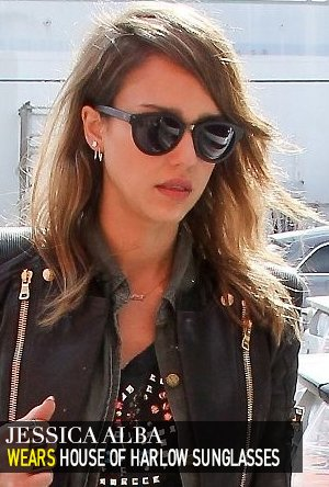 Jessica Alba in House of Harlow