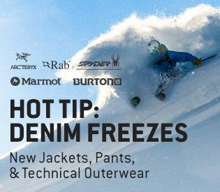 New Technical Outerwear