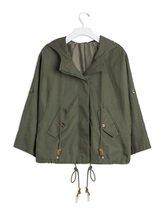 Claredon Cropped Jacket