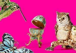 Beautiful & Bejeweled Collectibles