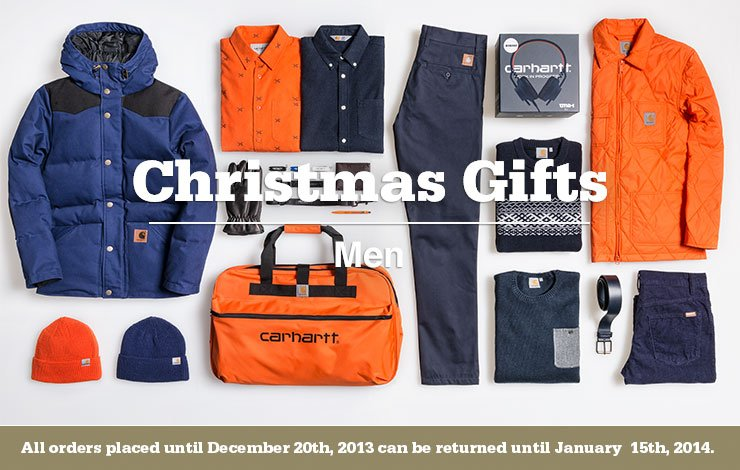 Christmas Gifts Men