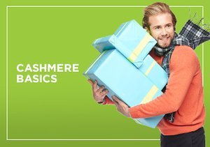 Great Gifts: Cashmere Basics