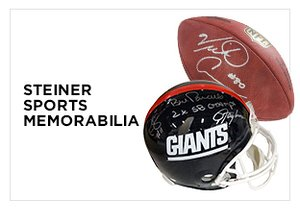 Gifts for the Fan: Steiner Sports Memorabilia
