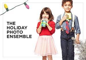 The Holiday Photo Ensemble