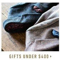 Shop Gifts Under $400 >