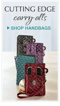 Cutting Edge Carry-Alls | Shop Handbags