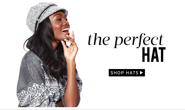 Cool Weather/Warm Style: Shop Hats