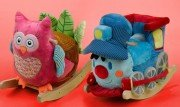 Rockin' Good Time: Adorable Plush Rockers For Kids | Shop Now