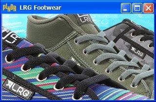 LRG Footwear
