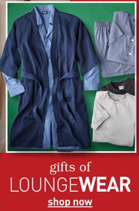 Shop the Holiday Give Guide Loungewear