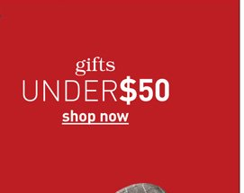 Shop the Holiday Give Guide Under $50