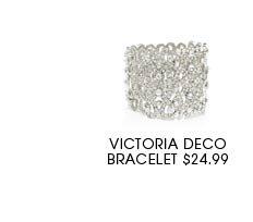 Victoria Deco Bracelet