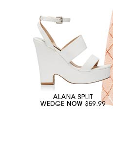 Alana Split Wedge.