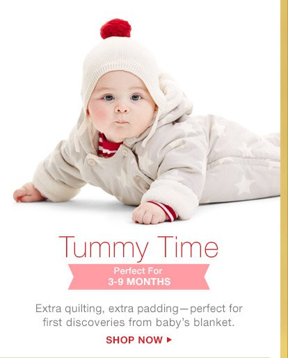 Tummy Time | Perfect For 3-9 MONTHS | SHOP NOW