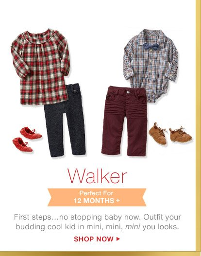 Walker | Perfect For 12 MONTHS+ | SHOP NOW