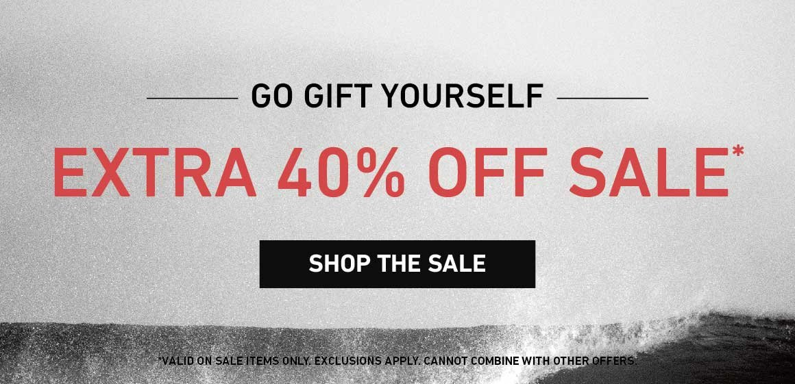 Extra 40% Off All Sale Items!