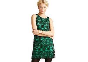 The Holiday Dress: Elegant Emeralds