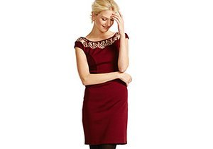 The Holiday Dress: Regal Reds