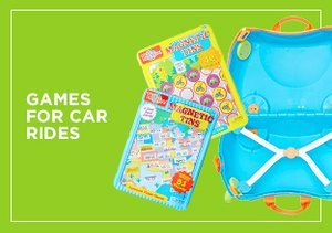 Holiday Travel: Games for Car Rides