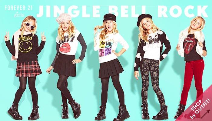 Girls Jingle Bell Rock