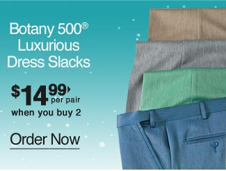 Luxurious Dress Slacks